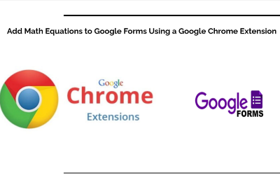 Add Math Equations to Google Forms Using a Google Chrome Extension
