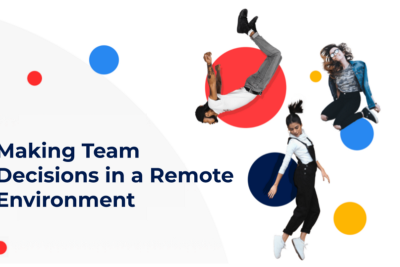 Making Team Decisions in a Remote Environment