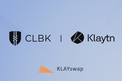 Cloudbric will participate in KLAYswap and vKSP pool voting.