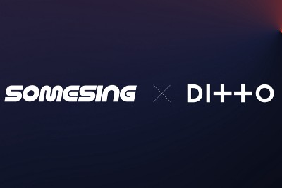SOMESING, blockchain-based social karaoke app, signed a strategic partnership with Ditto Music, a…