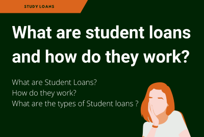 Student Life #01 | What's a student loan and how does it work?