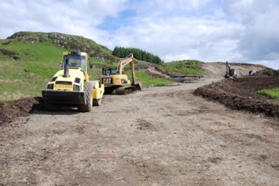 Wales' emergency stop on new road building