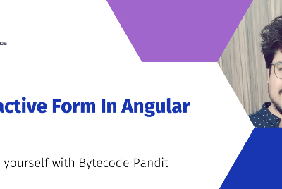 Reactive Form In Angular With Form Builder
