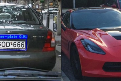 Train YOLO v3 to detect custom objects (car license plate)