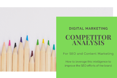 How to Conduct Competitive Analysis for SEO & Content Marketing
