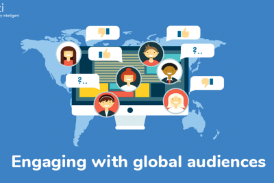 Engaging with global customers