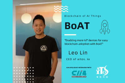 A New Year Exclusive Interview with C114 Focusing on Blockchain+IoT Growth Opportunities in 2021