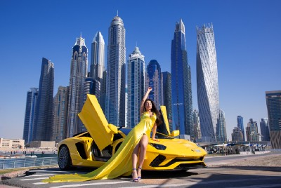 Gabriel Radulescu, the Top Dubai Celebrity Photographer That will Photograph you with Exotic…