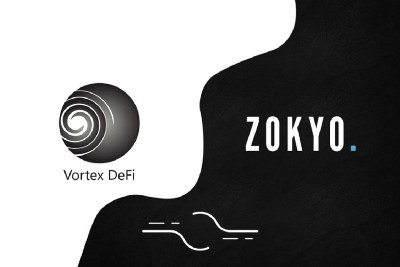 Vortex DeFi partners with the leading blockchain security and engineering firm Zokyo