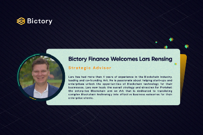 CEO of Protokol and Co-founder of Ark joins Advisory Team