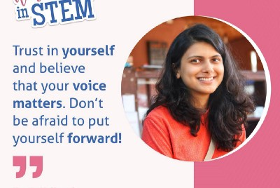 Her Voice In STEM —Story Series