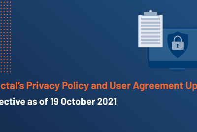 Fractal's Privacy Policy and User Agreement Update