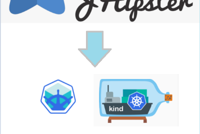 [Get Hands Dirty] Kubernetes Part 1: Deploying Jhipster Generated Project on Minikube & Kind