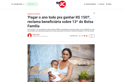 The urgency of doing local data journalism in Brazilian Northeast