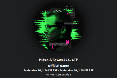 H@cktivityCon 2021 CTF: The Library (Ret2libc: ASLR bypass)