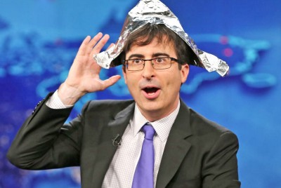 An honest conversation with John Oliver (in absentia).