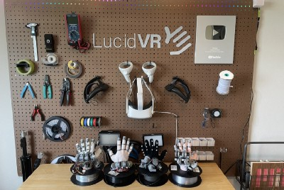 The Open-Source Quest for Touch in VR with Lucas De Bonet (Haptics Club #7)