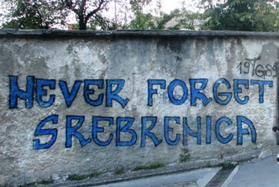 Remembering Srebrenica: Fighting China's Genocide Honors the Victims of the Bosnian Genocide