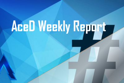 AceD Weekly Report 8/10/19