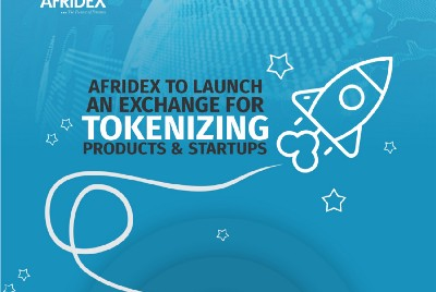 AFRIDEX Techlabs Limited to Launch an Exchange for Tokenizing Products & Startups.