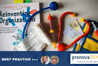Pioneers in Healthcare: pronova BKK works in a digital and networked way—making it very popular…