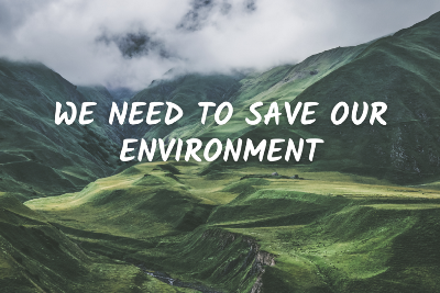 Environmental issues and their solutions