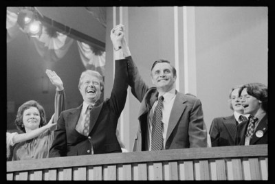 This is how Walter Mondale's brother helped him get chosen VP