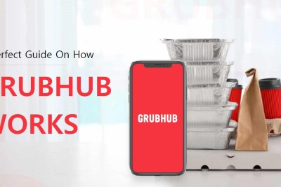 How Does Grubhub Work? All About The Food Delivery App Working Model