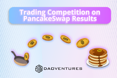 PancakeSwap Trading Competition Results Announcement