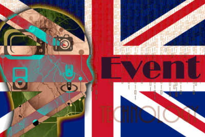 The UK events industry has become a global tech trendsetter