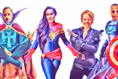 The 4 Relationship Avengers Of Our Times You Want To Follow As A Woman