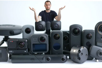 Future of capturing memories through immersive photography