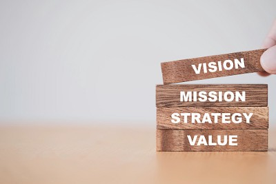 Why is product vision the crucial step?