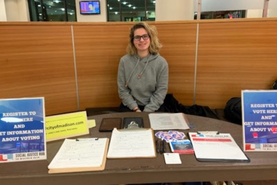 Student Voter Engagement on Campus