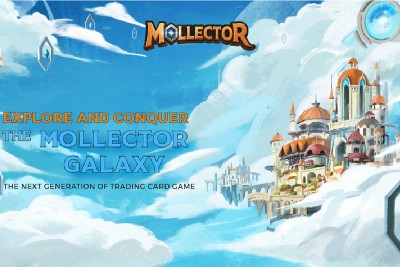 Mollector—The next generation of trading card games