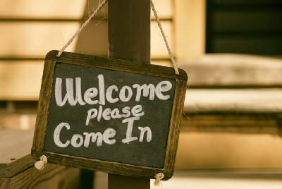 """Write for """"New Writers Welcome"""""""
