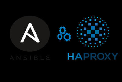 Configure HAProxy and dynamically update the Configuration file using Ansible