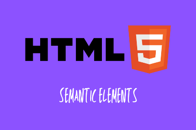 Semantic HTML—An overview