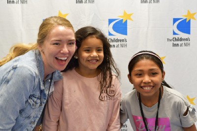 Volunteers Are the Heart of The Children's Inn at NIH