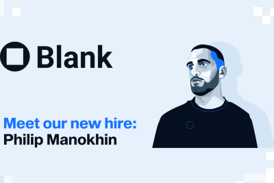 Meet our new hire—Philip Manokhin, Community Manager