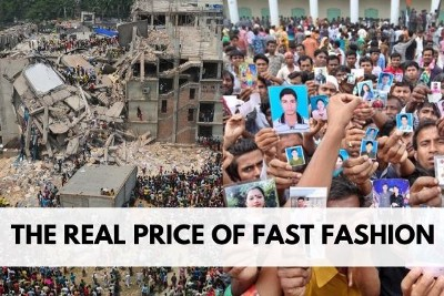 The Real Price of Fast Fashion