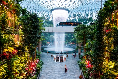 Jewel Changi Airport   Voice Apps & Innovating Customer Service