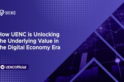 How UENC is Unlocking the Underlying Value in the Digital Economy Era