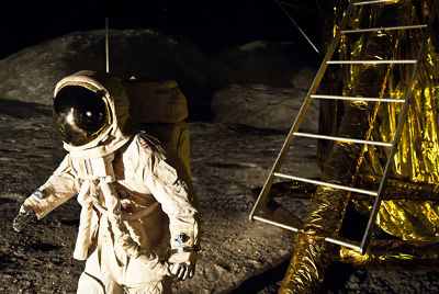 Apollo 11 Moon Landing—Doing the Impossible
