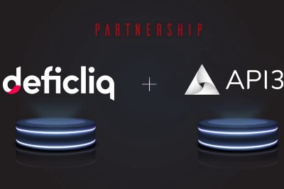 DefiCliq secures an incredible Partnership with API3