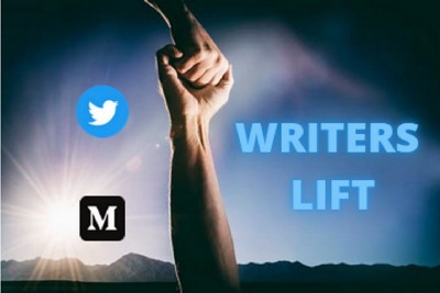Friday Writer Lifts: NOW Only Upon Request