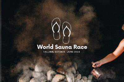 Let's fire up Estonia's recovery by hosting the first WORLD SAUNA RACE in Tallinn