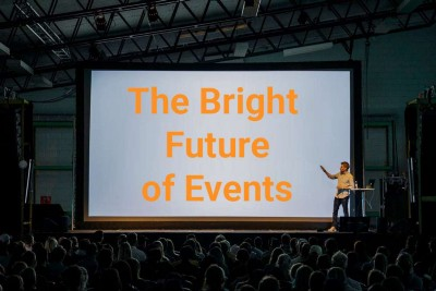 EVENTS—The best way to increase Revenue and Engagement in the Hybrid Event Age