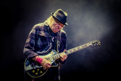 Neil Young—A Songstory