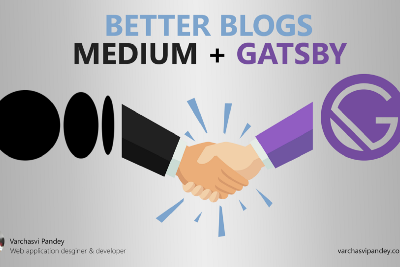 Connecting Medium with Gatsby in less than 5 minutes